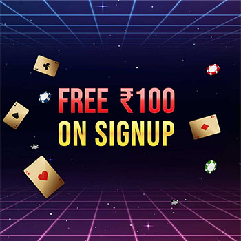 Free Rs 100 On Signup