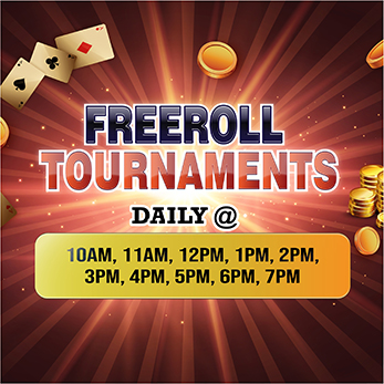 freeroll tournaments